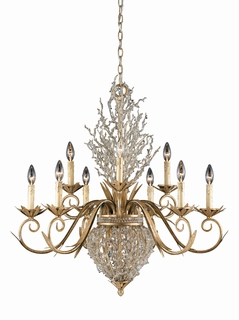 29234 Triarch International 11 Light The Garland Chandelier