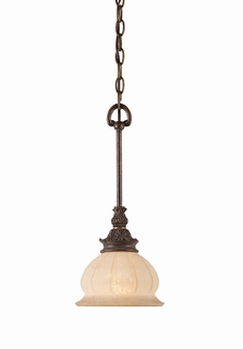 29279 Triarch International 1 Light Kordoba Pendant