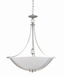 29462-Bs Triarch International Halogen Vi 4 Light Pendant