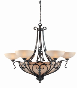 31085 Triarch International 12 Light Passion Entry Chandelier
