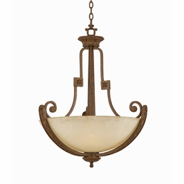 31122-26 Triarch International 4 Light The Ambassador Pendant