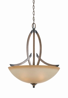 31162 Triarch International 4 Light Pendant