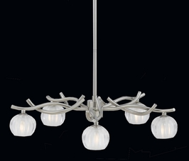 31193 Triarch International 5 Light Cosmo Chandelier