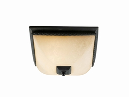 31416 Triarch International 2 Light Granada Flush Mount