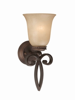 31430/1 Triarch International 1 Light Corsica Wall Sconce