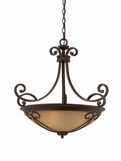 31432-26 Triarch International 4 Light Corsica Pendant
