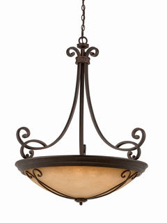 31432-35 Triarch International 10 Light Corsica Pendant