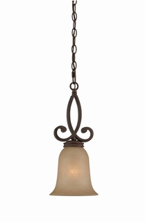 31439 Triarch International 1 Light Corsica Mini Pendant