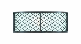 31570/1 Triarch International 1 Light Chainlink Wall Sconce