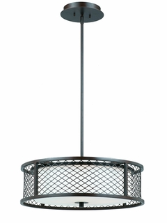 31572-20 Triarch International 4 Light Chainlink Pendant