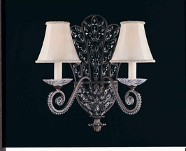 32370/2 Triarch International 2 Light The Grand Wall Sconce
