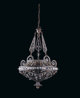 32372 Triarch International 3 Light The Grand Pendant