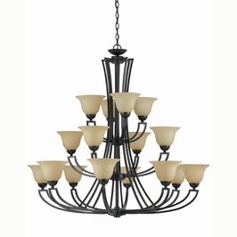 32785 Triarch International 16 Light The Greco Chandelier