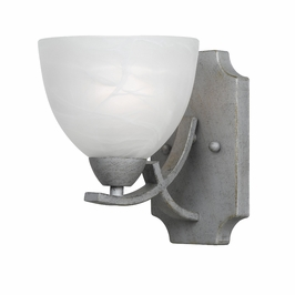 33280/1-Os Triarch International 1 Light Value Series Sconce
