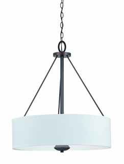 38122 Triarch International 5 Light Viking Pendant