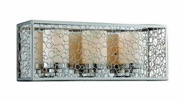 39500/3 Triarch International 3 Light Contempo Wall Sconce
