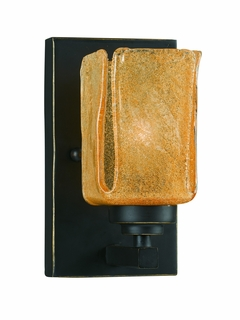 39521-Bz Triarch International 1 Light The Yachting Club Wall Sconce