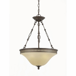 40132 Triarch International 3 Light York Energy Star Pendant