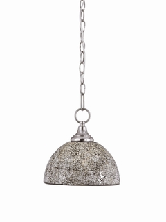 60119 Triarch International 1 Light Mini Pendent