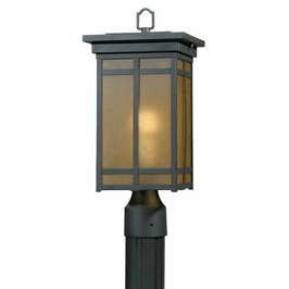 78105-10 Triarch International 1 Light Outdoor Post Head