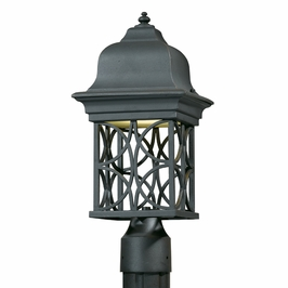 78145-10 Triarch International 1 Light Outdoor Post Head