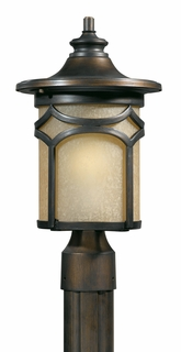 78175-14 Triarch International 1 Light Outdoor Post Head