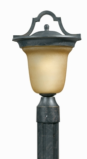 78205-12 Triarch International 1 Light Outdoor Post Head