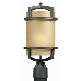 78215-10 Triarch International 1 Light Outdoor Post Head