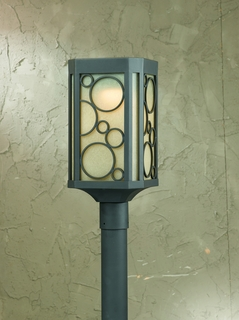 79146-10 Triarch International 1 Light Led Exterior Post Light