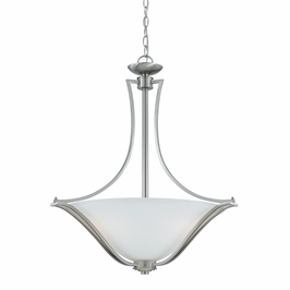 9035-Bn Triarch International 3 Light Kavala Pendant