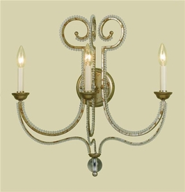 AFL6738-3W-R AF Lighting Candice Olson Wall Sconce (CLEARANCE ITEM)