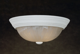 AL183W Quoizel Lighting Alabaster Display Light