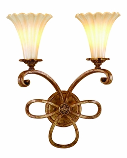 C47-12 Corbett Lighting Nicole Two Light Wall Sconce