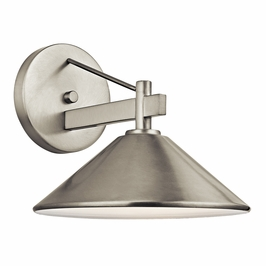 49060NI Kichler Outdoor Wall 1 Light Incandescent (DISCONTINUED ITEM!)