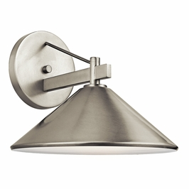 49061NI Kichler Outdoor Wall 1 Light Incandescent (DISCONTINUED ITEM!)