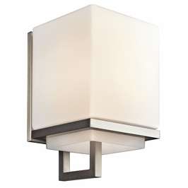 49085NI Kichler Outdoor Wall 1 Light Incandescent (DISCONTINUED ITEM!)