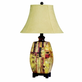 70632 Kichler Hand Painted Porcelain Table Lamp 1Lt Urban Traditions Porcelain Table Lamp (DISCONTINUED ITEM!)