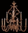 9969 Framburg Lighting Appassionata Nine-Light Chandelier