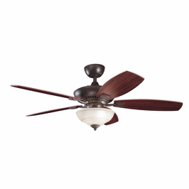337016TZ Kichler Builder 52 Inch Canfield Pro Fan