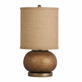 70881 Kichler Westwood Chaka 1Lt Portable Table Lamp (DISCONTINUED ITEM!)