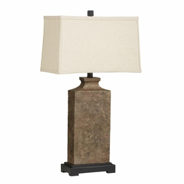 70886 Kichler Westwood Chaka 1Lt Portable Table Lamp (DISCONTINUED ITEM!)