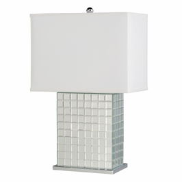 70893 Kichler Westwood Bling 1Lt Portable Table Lamp