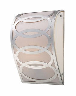 10170/1 Elk Anastasia 1-Light Sconce in Polished Nickel (DISCONTINUED ITEM)