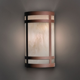 9133 Ultralights Lighting Classics 14-Inch Wall Sconce