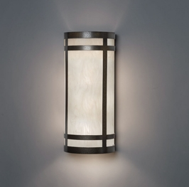 9133L18 Ultralights Lighting Classics 18-Inch Wall Sconce