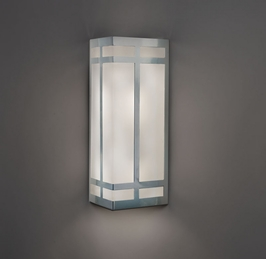 9135L18 Ultralights Lighting Classics 18-Inch Wall Sconce
