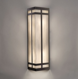 9135L24 Ultralights Lighting Classics 24-Inch Wall Sconce