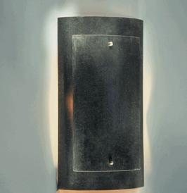 9317L30 Ultralights Lighting Luz Azul 30-Inch Wall Sconce