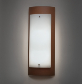 9318L24 Ultralights Lighting Luz Azul 24-Inch Wall Sconce