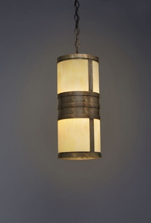 9707 Ultralights Lighting Luminosos Cylinder Hanging Pendant with Adjustable Chain